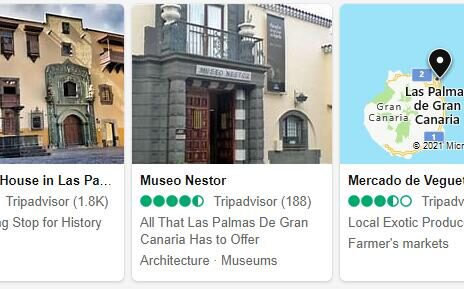 Las Palmas Attractions
