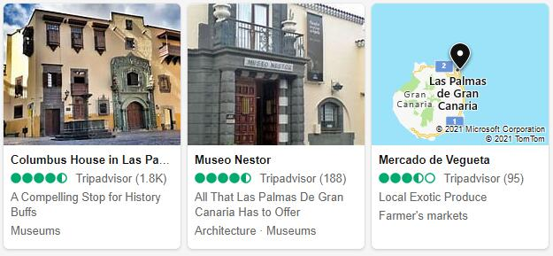 Las Palmas Attractions