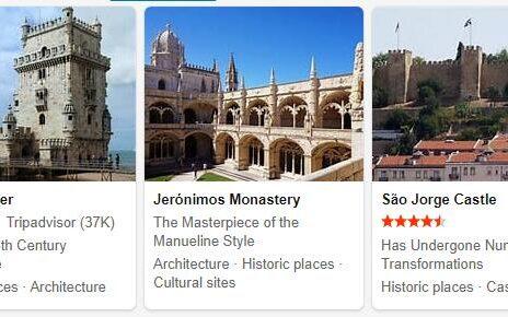 Lisbon Attractions