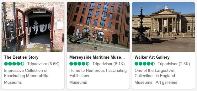 Liverpool Attractions 2