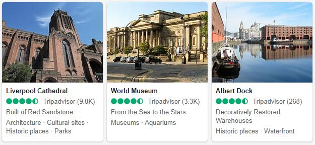 Liverpool Attractions