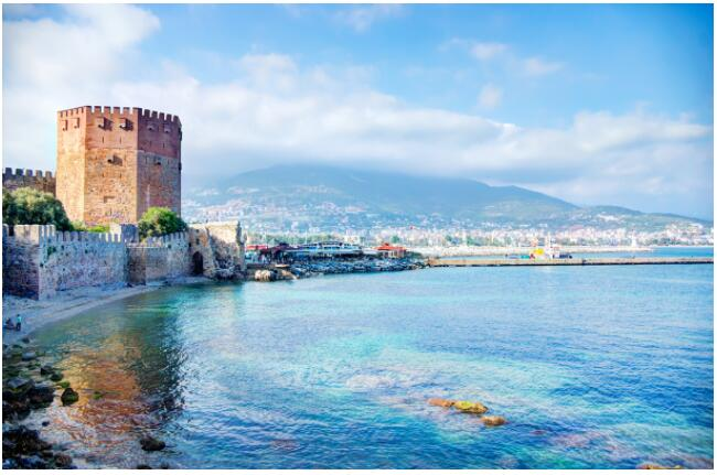 ATTRACTIONS IN ALANYA
