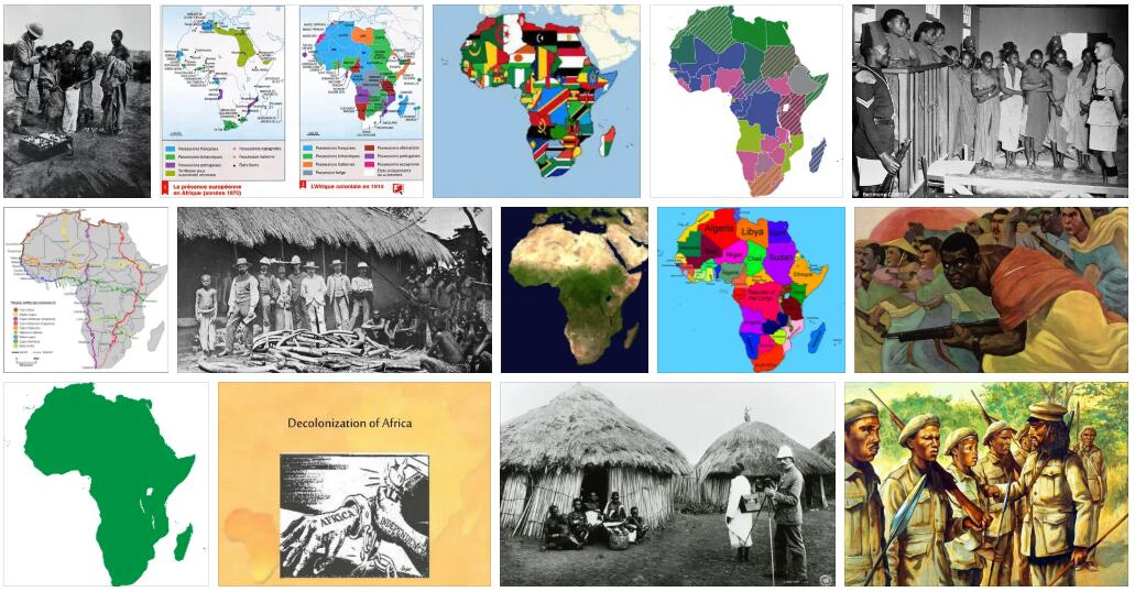 Africa Decolonization