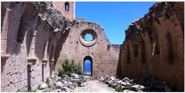 TRAVEL DESTINATIONS IN NORTHERN CYPRUS