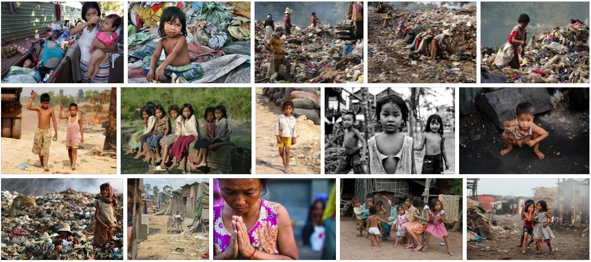 Cambodia Poverty