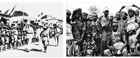 Central African Republic History